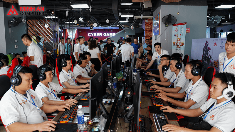Đồng hành cúng giải đấu AOE Bé Yêu Cup