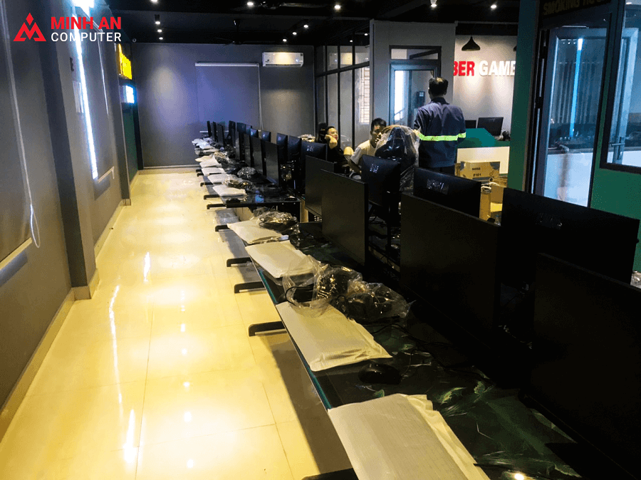 Dự án Cyber Game tại Hải Phòng