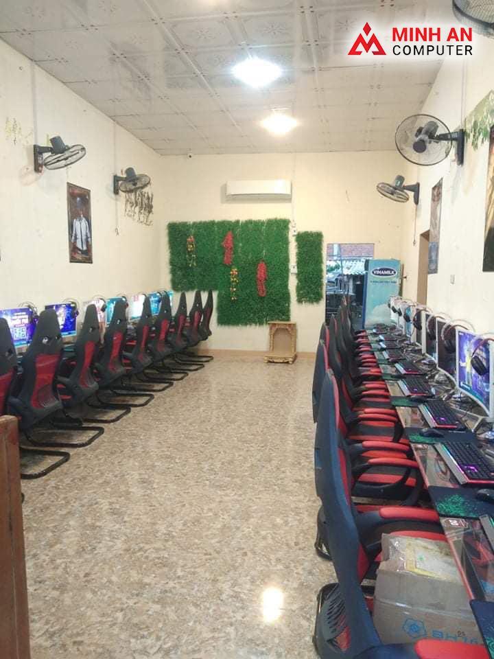 Dự án phòng net tại Nghệ An