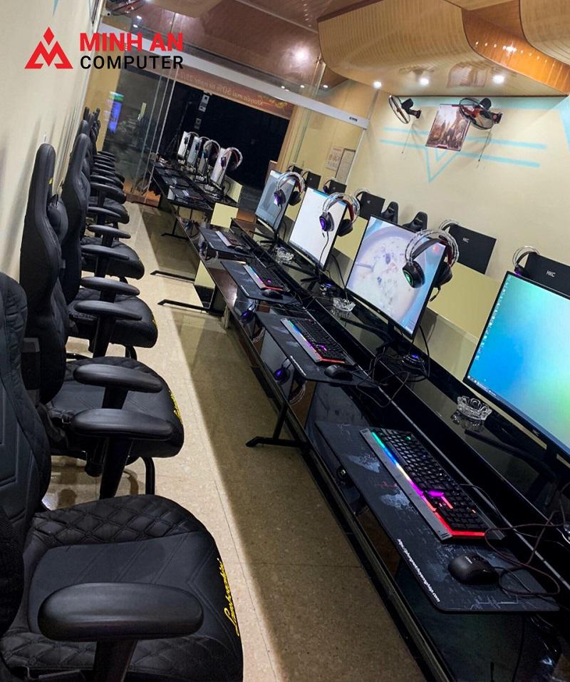 Dự án Cyber Game Mini tại Quảng Ninh