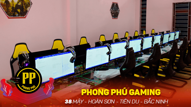 dự án Cyber Game tại Bắc Ninh