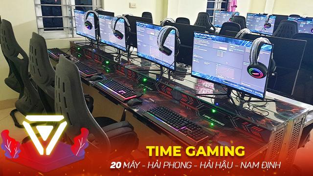Số lượng máy: 20 máy Mô hình: Cyber Game Mini Khu vực lắp đặt: Hải Phong - Hải Hậu - Nam Định