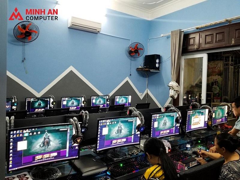 dự án Cyber Game Mini tại Hà Nội
