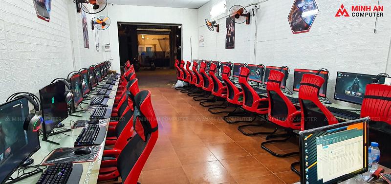 Dự án Cyber Game Mini tại Hà Đông, Hà Nội
