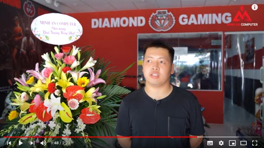 Cảm nhận của khách hàng lắp đặt phòng net tại Minh An