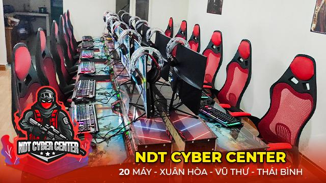 dự án cyber game mini tại Thái Bình