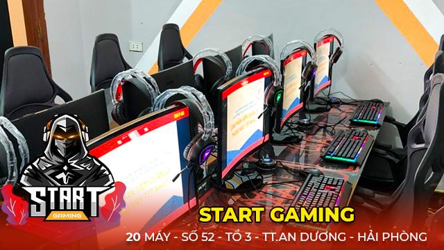 dự án cyber game mini tại Hải Phòng