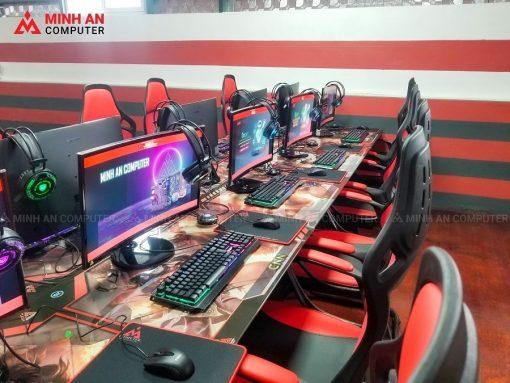 Dự án Cyber Game tại Hà Nội
