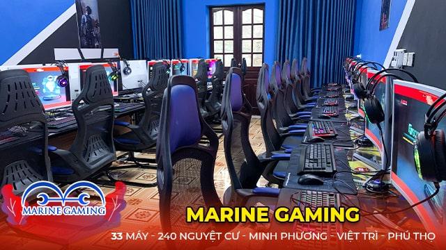 Dự án Cyber Game Mini tại Phú Thọ