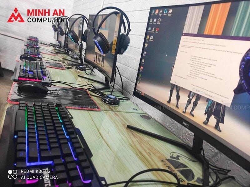 Lắp đặt phòng net tại Hà Nội