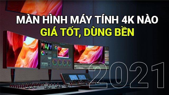 màn hình máy tính 4K