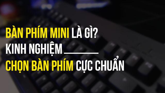 bàn phím máy tính mini