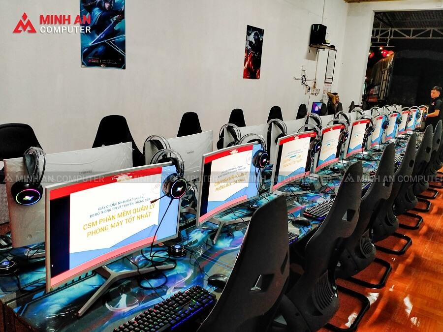 Lắp đặt phòng net tại Lạng Sơn