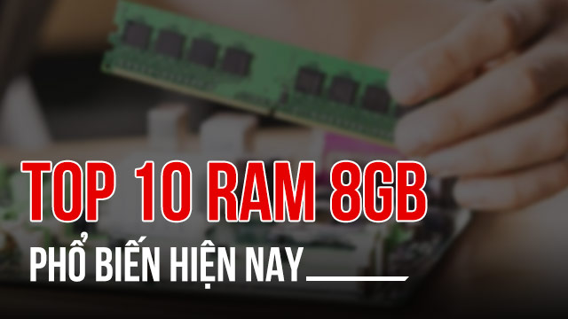 Ram 8GB