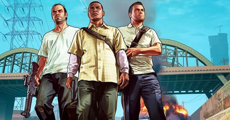 Cách chơi GTA V Online